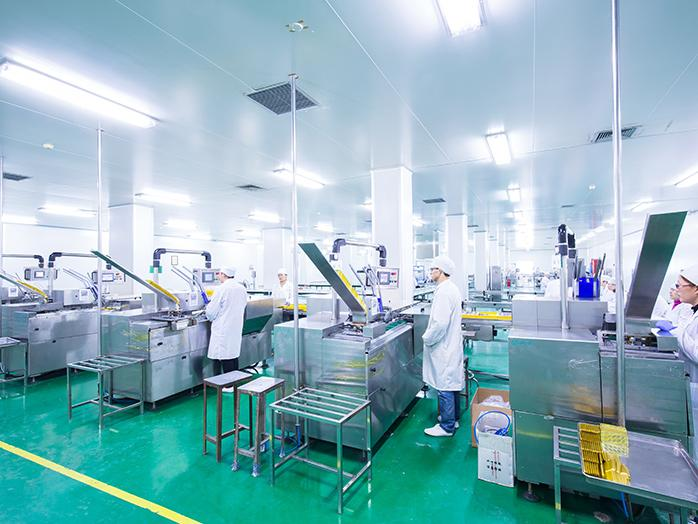 上海禾博士和健特药业建立长期的合作关系
