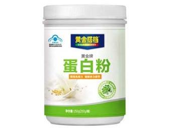 黄金牌蛋白质粉